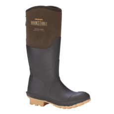 Barnstable All-Conditions Farm Boot Hi Brown