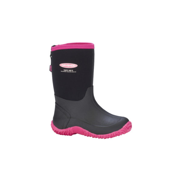 Tuffy Black/Pink