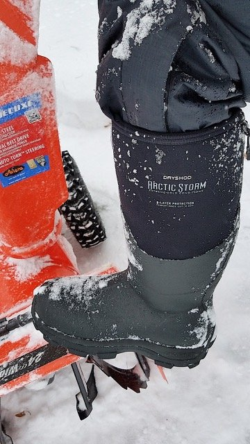 Dryshod Waterproof Boots for Winter Work