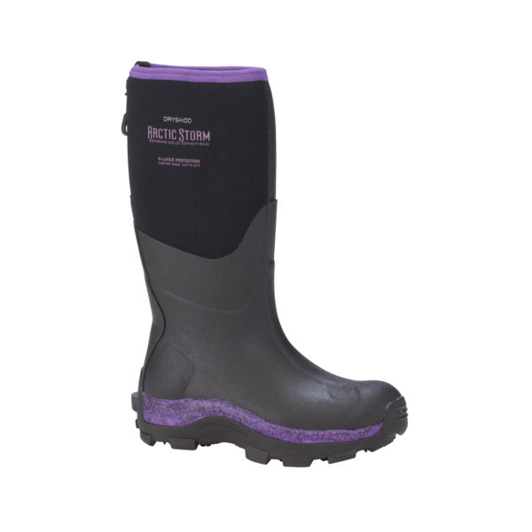 Arctic Storm Women's Purple