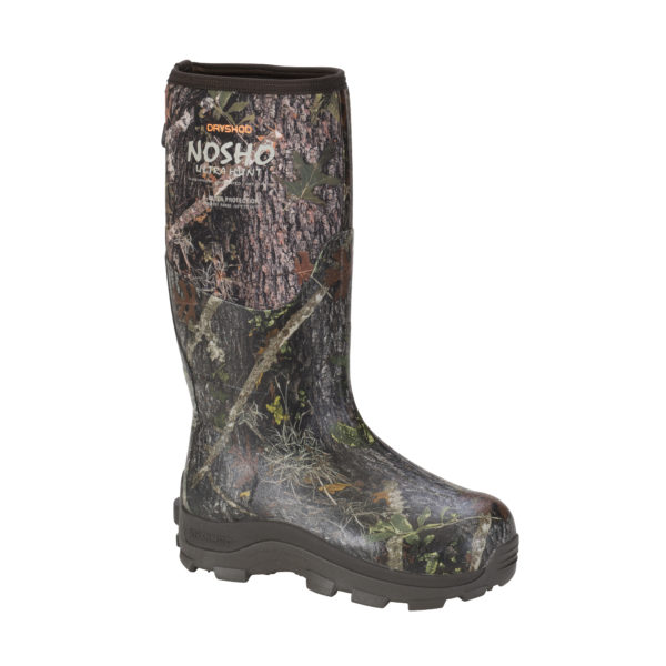 Dryshod NOSHO Ultra Hunt Camo Waterproof Rubber Boot