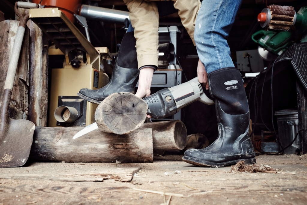 Dryshod Rubber Boots Offer Unmatched Stability
