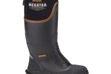 Megatar steel-toe work boot